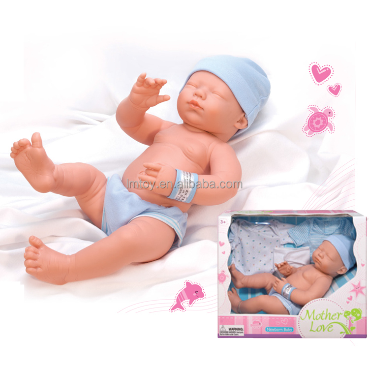 Tope Sale Realistic 43cm Bebe Reborn Doll,Dress Up Game Baby Born ...