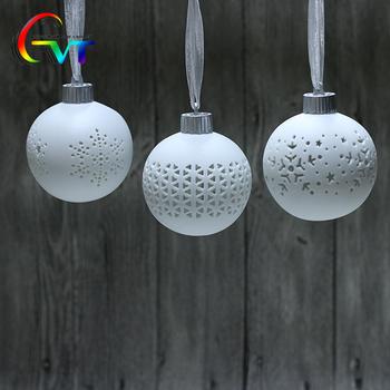 Boule De Noel En Ceramique Ornements De Boule De Noël En Céramique   Buy Ornements De Boule