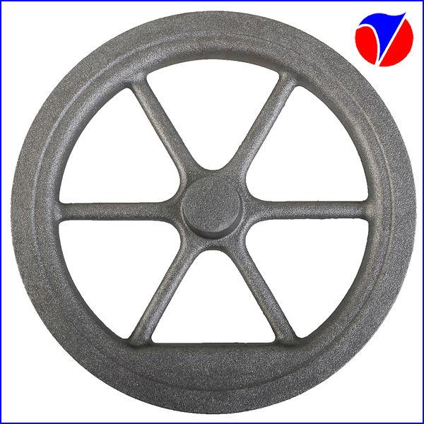 Hot Sale China Manufacturer Cast Iron Flywheel