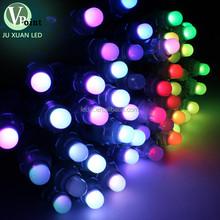 Wholesale professional led pixel 12mm 5V waterproof rgb led dmx ...