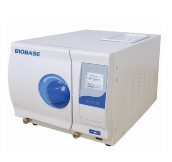 BIOBASE 18L/16L Table Top Autoclave Class B Series with vacuum Drying