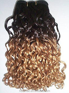 Good news!!! A great discount from factory sales promotion for hair weft molado curly hair
