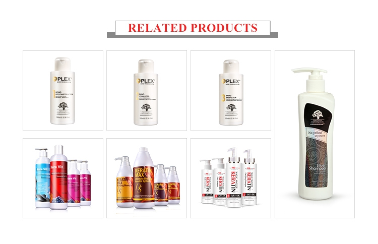 Daily Sulfate Free Bio Keratin Hair Conditioner After Keratin Treatment