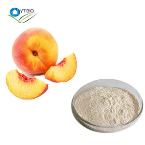 Nature organic Instant peach drink powder// peach fruit powder