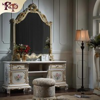 european classical furniture -European style dressing table