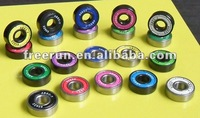 Different ABEC greade Roller Skate Ceramic Bearing Cearmic 608 Skateborard Bearing