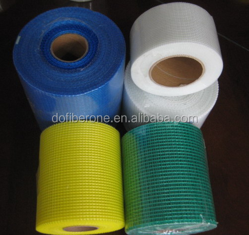 High Temperature Fiberglass Reinforced Adhesive Tape