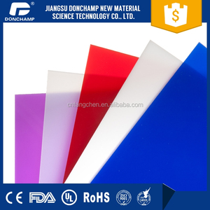 High gloss acrylic sheet celluloid plastic sheet PMMA scrap with great price