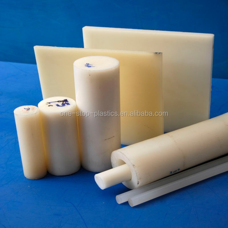good chemical stability PVDF sheet high temperature plastics material PVDF1000 board