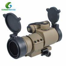 Greenbase Cannocchiale Sight 1X32 Low Mount <span class=keywords><strong>Seal</strong></span> Red Dot Rifle <span class=keywords><strong>Scope</strong></span> con Uccisioni flash