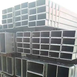Hollow Section Galvanized Square Tube 60 X 60
