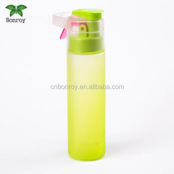 Lunatec Aquabot Sport Water Bottle With Mist Shower And Stream - Buy New b  Plastic Water Bottle Spray Direct Drinking Bottle For Sports 20 3