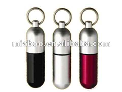 Promotional Low Price Gift 100% Full Capacity Christmas Gift 8GB Customized Logo Printed Metal Round Type USB Jump Drive