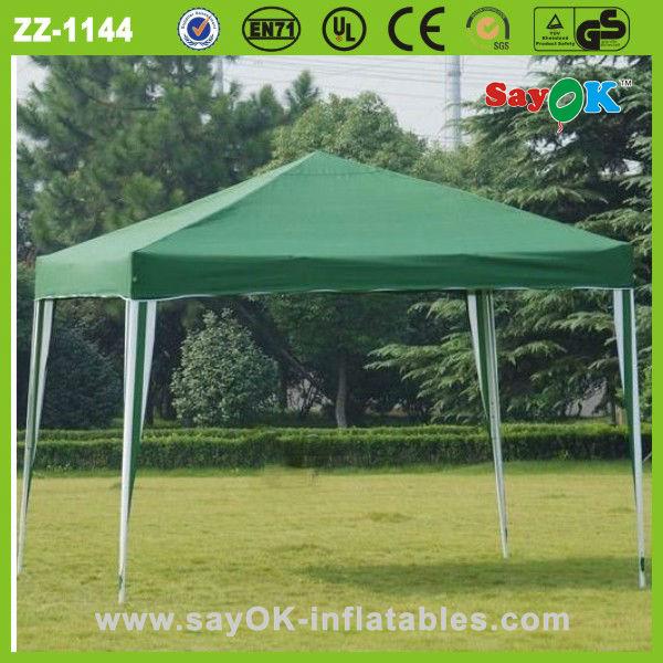 Manual Assembly Gazebo Tent 2x2 3x3 4x4 5x5 7x7