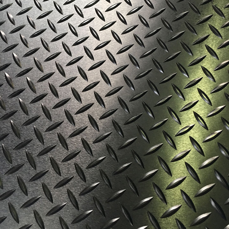 Floor Protection Fine Rib Rubber Matting