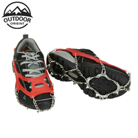 Popular top quality hiking products antislip ice crampon
