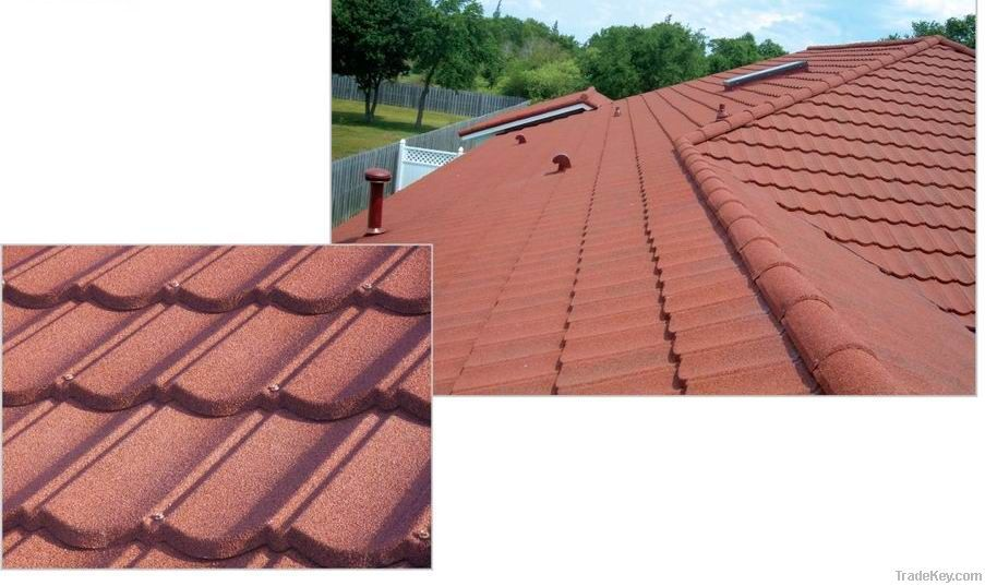 Nigeria High Quality All Types Of Roof Tiles Of Steel Roofing ...