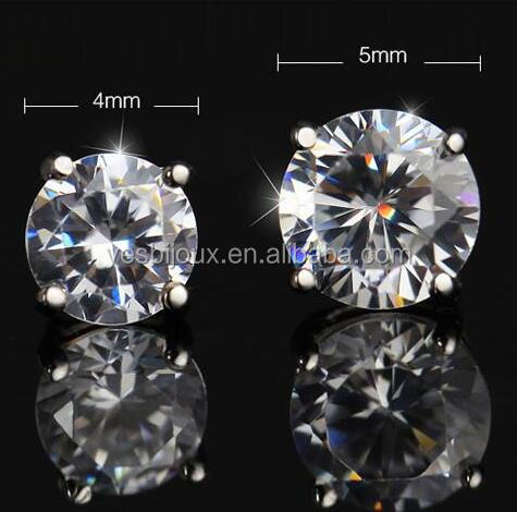 fashion cubic zirconia american diamond earring CZ diamond jewelry