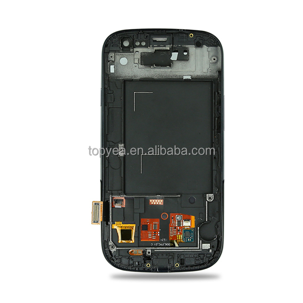 Shenzhen professional manufactuer for samsung galaxy S3 lcd screen, LCD touch screen for S3