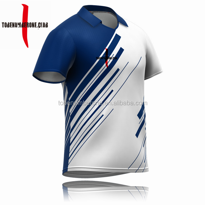 2019 new design cricket jerseys Dye Sublimated full hand Best Cricket Uniform Designs pakistan cricket jersey