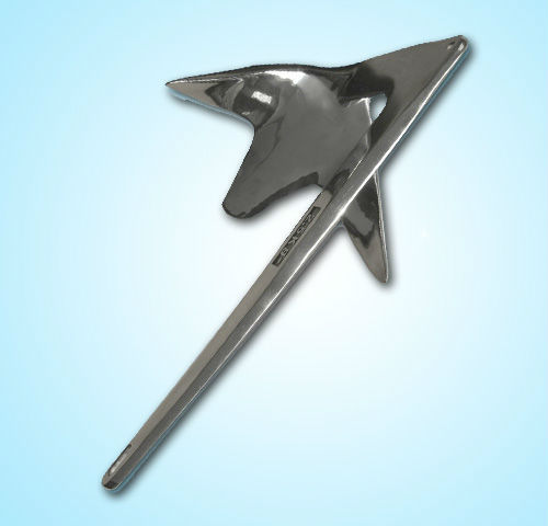 SUS316 Stainless steel boat bruce folding anchor