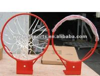 Front Mount Basketball w/ Coated Steel Rims Net and Hardware