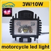 angel eye work lamp 12v led motorcycle strobe driving light