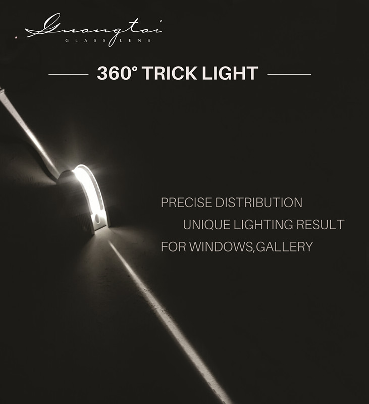 New concept aluminum RGB LED window light for hotel window hallway passage