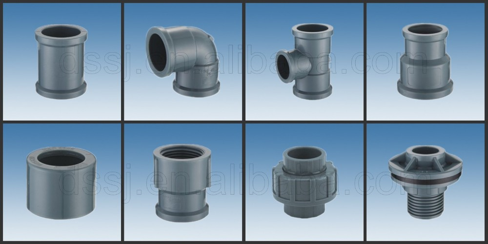 Pvc Pipe Fittings Dimensions 2 Inch Plastics Tee