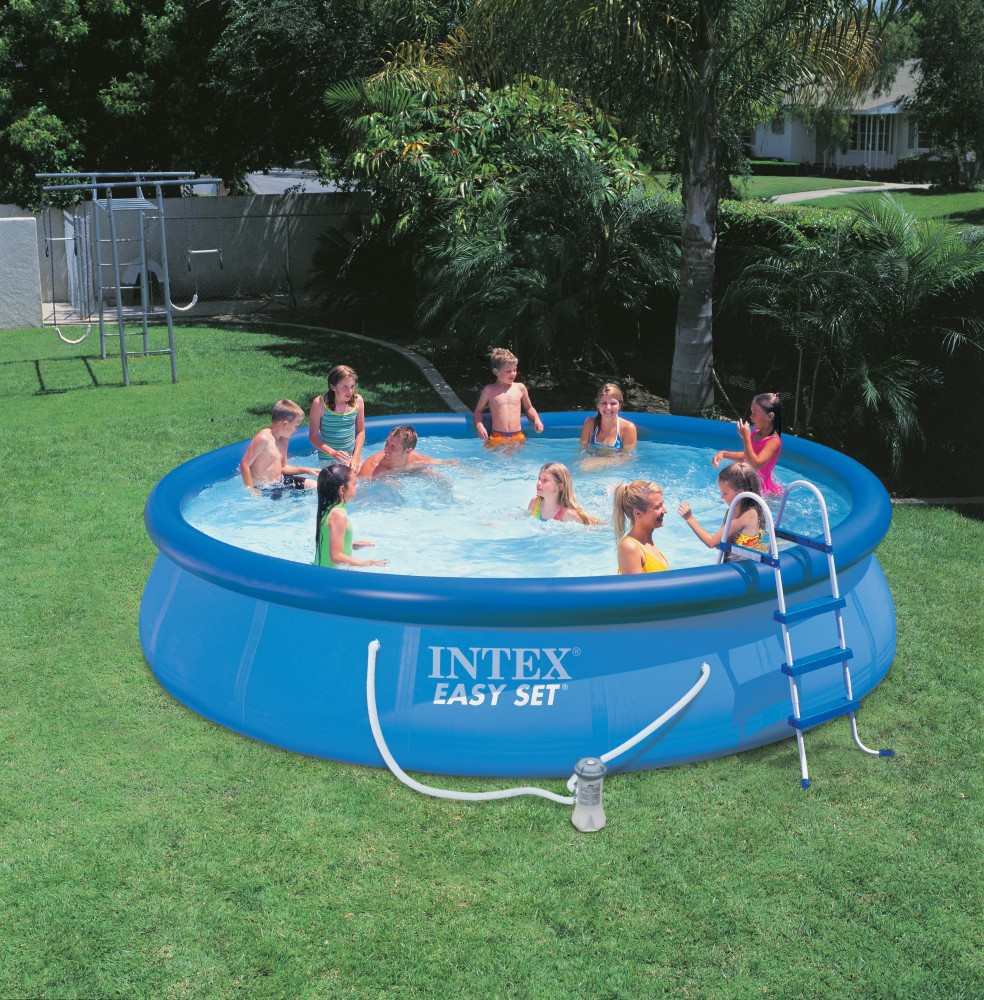 2015 Different Size Outdoor Metal Frame Pool&above Ground