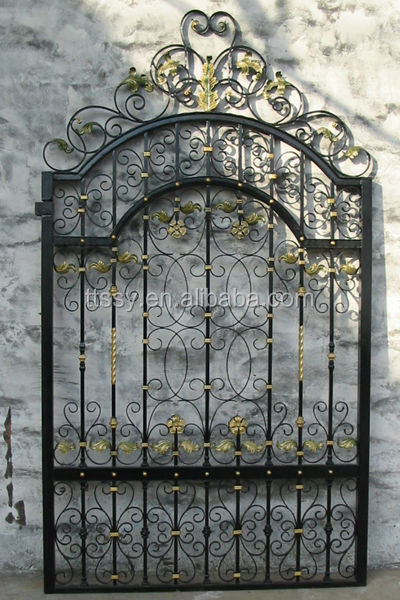 Small wrought iron gate for sale buy