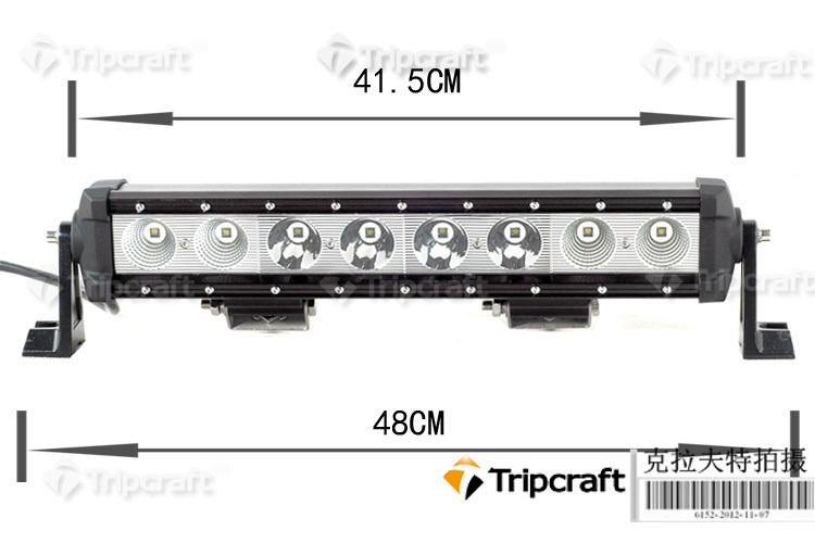 Hot selling 18 inch 12v 24v dc 80w led light bar for off road truck hot selling 18 inch 12v 24v dc 80w led light bar for off road truck tractor aloadofball Gallery