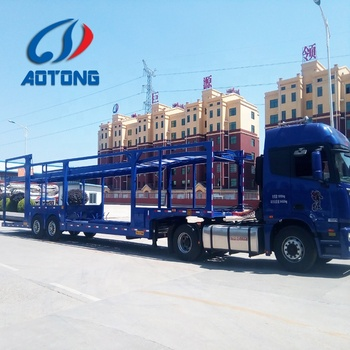 Heavy Hauler Iso 5 Car Carrier Trailers For Sale Containing 2 Inch