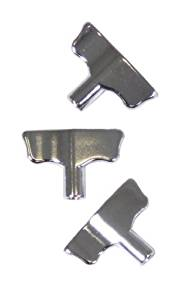 Guardian Fall Protection 10515 Number 6 Wing Nuts to be used with a Concrete Anchor Point