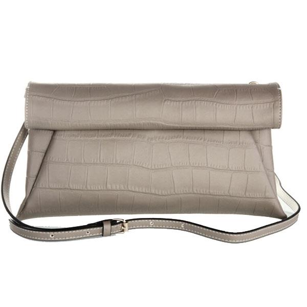 Get Quotations · women shoulder bag genuine leather bag 100% messenger bag  crocodile pattern handbag brand bag women fbc223eee5