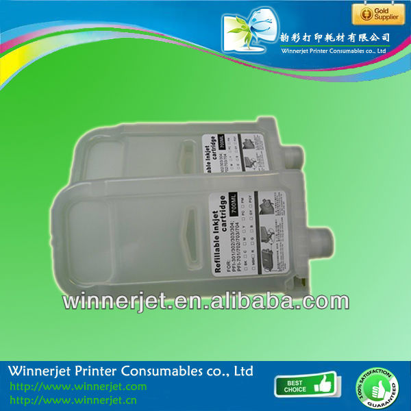 refill ink cartridge for Canon ipf 8100 9100 8110 9110