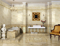 2013 Hot Sale Full Polished Porcelain Bathroom Tiles Designs