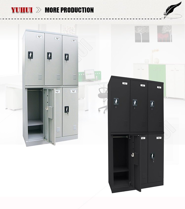 2015 New Product Single Door Metal Cabinetkids Storage Cabinets