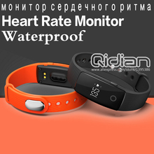 New Heart Rate Smart Bluetooth Bracelet IOS Android Smart Wristband Fitness Activity Tracker Smartband Not Xiaomi