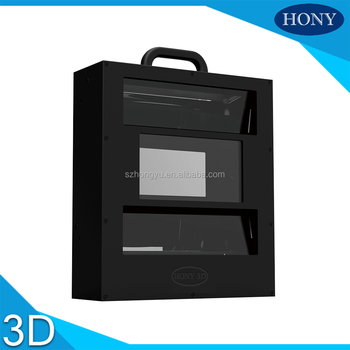Passive 3D Cinema System HONY 3D