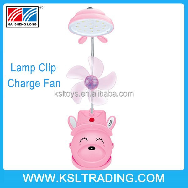 Wholesale super electric mini usb desktop LED talble lamp with charger fan price