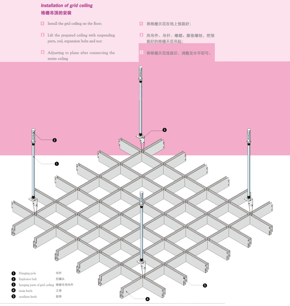 Perforated metal fire rated suspended ceiling tiles view perforated metal fire rated suspended ceiling tiles dailygadgetfo Choice Image