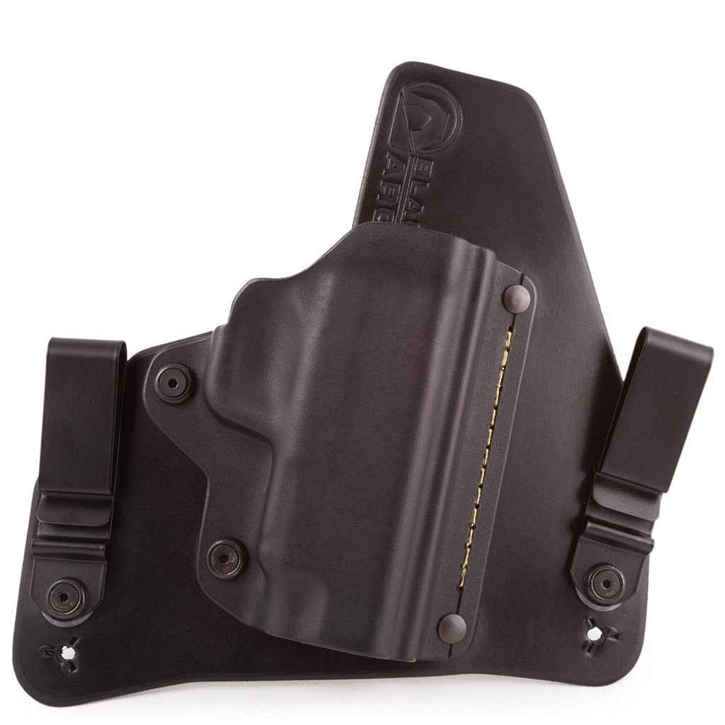 Beretta PX4 Storm Sub Compact IWB Hybrid Holster with Adjustable Retention and Comfort Curve, Black Arch Holsters (Formerly SHTF Gear) ACE-1 Gen 2