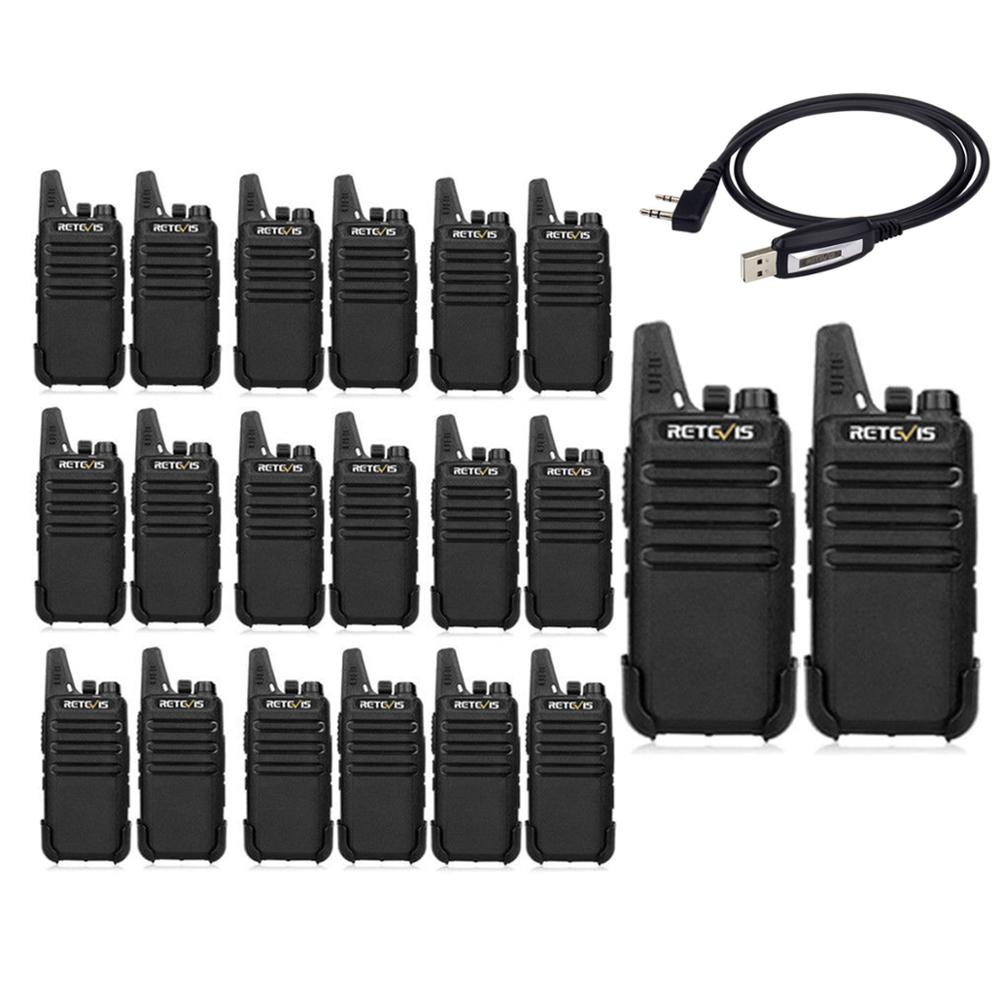 4pcs Six-way dedicated Rapid Charger for Retevis RT22 Walkie-Talkie US