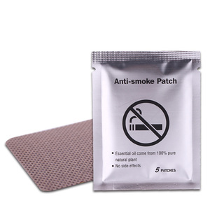 Brand Anti Smoke Patch 30 Pieces/Box Smoking Cessation Pad 100% Natural Herbal Stop Smoke Patch Health Therapy