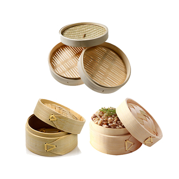 business partners wanted chinese bamboo food steamer