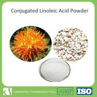 High Quality Safflower seed oil extract Conjugated Linoleic Acid 40% CLA powder