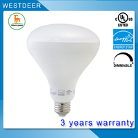 Dimmable supper long lifespan E26 5 watt led bulb 220 volt lights with 3 years warranty