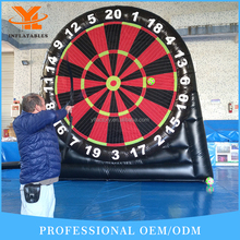 Inflatable Foot Darts Games for Archery Game, Giant Inflatable Soccer Darts