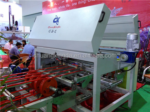 CKD-Dry type automatic floor tile squaring & chamfering production line